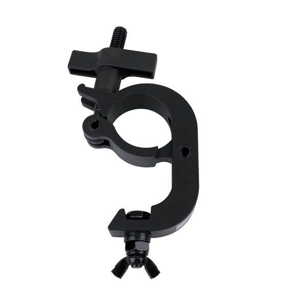SHOWTEC QUICK COUPLER 150KG Showtec Clamps Black, Slimline for 50mm tube
