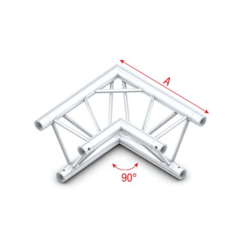 MILOS Corner 90° Pro-30 Triangle G Truss