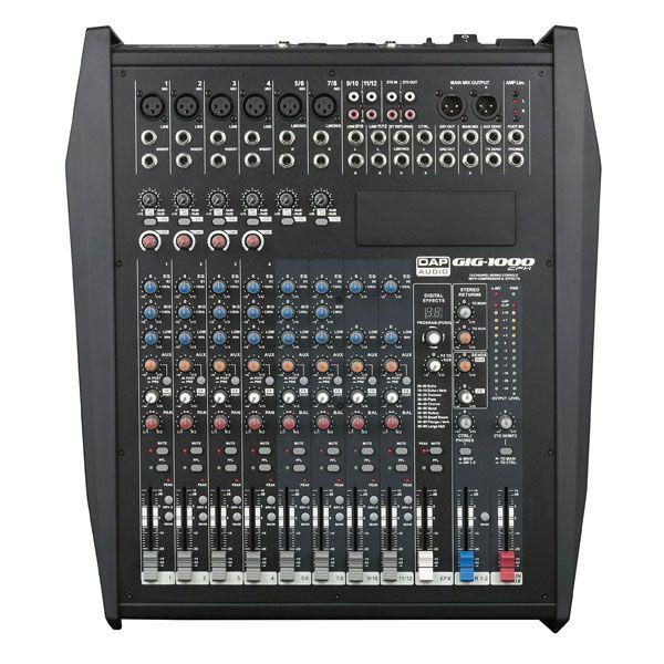 DAP GIG-1000CFX