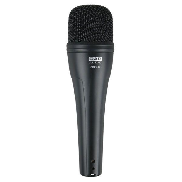 DAP PDM-45 Vocal Microphones Dynamic vocal microphone pro