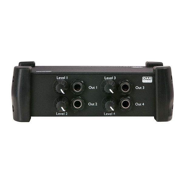 DAP AMP-104 Analogue Processing 4 Channel Headphone Amplifier
