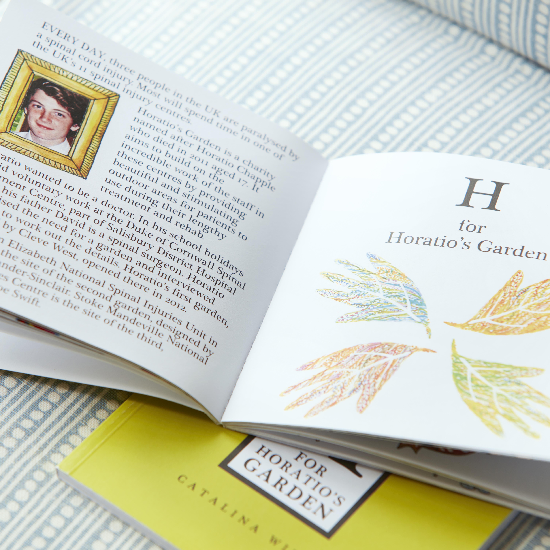 h for horatio's garden