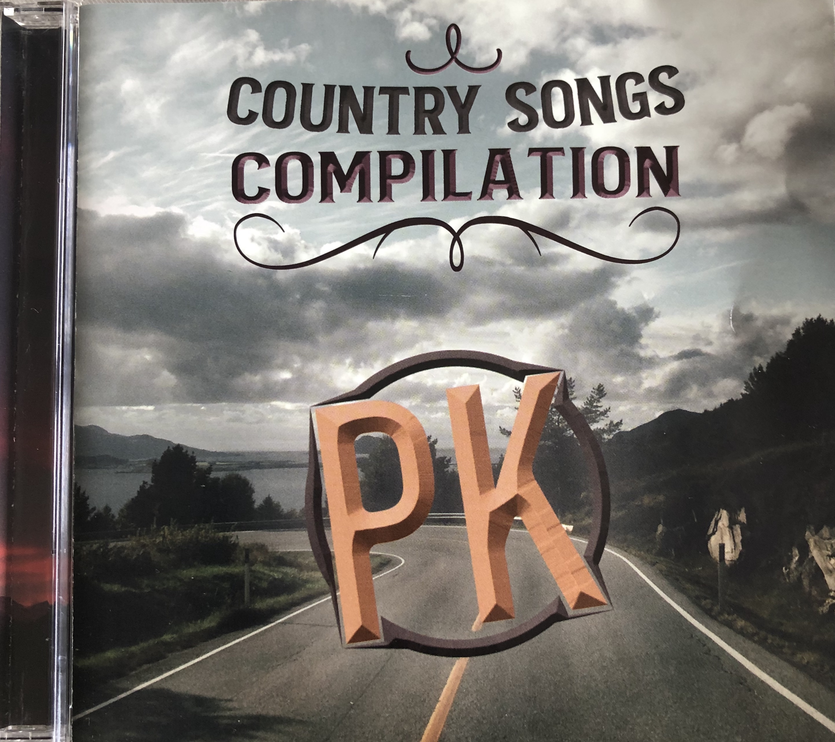 1 «Country Songs» + fritt valg av 1 CD til, Ink frakt
