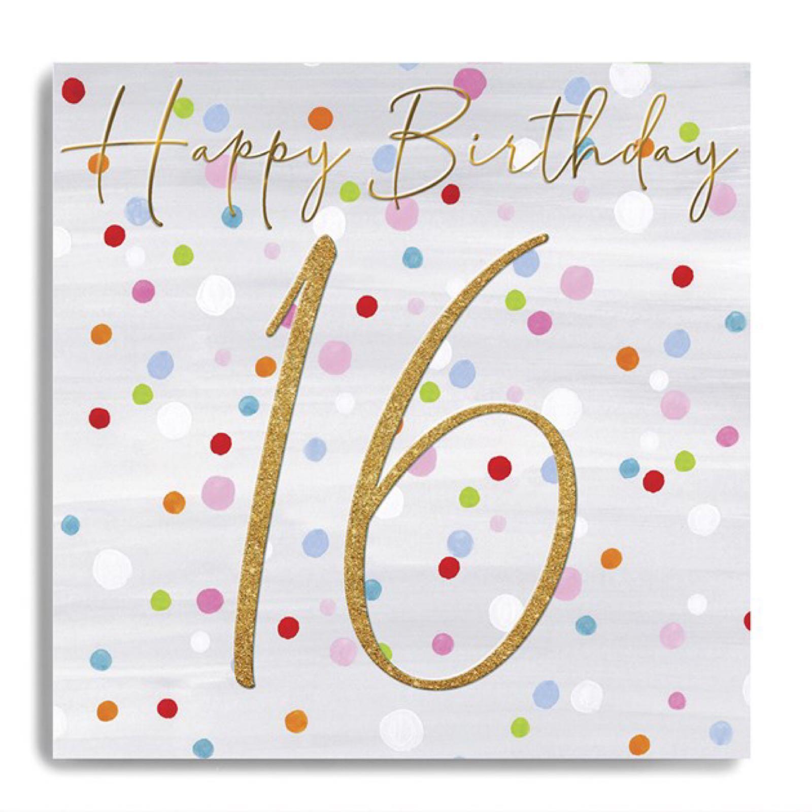 Janie Wilson 16 age card
