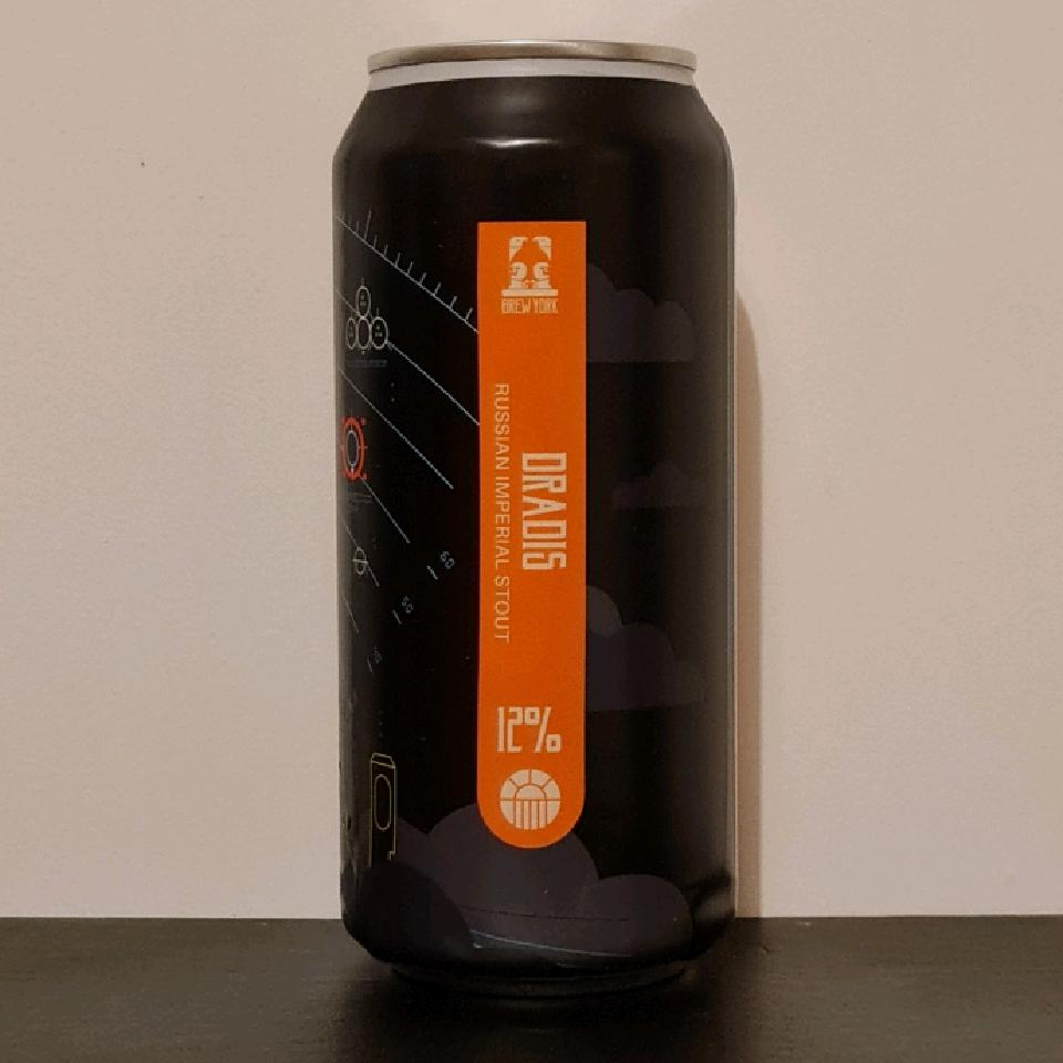Brew York Dradis