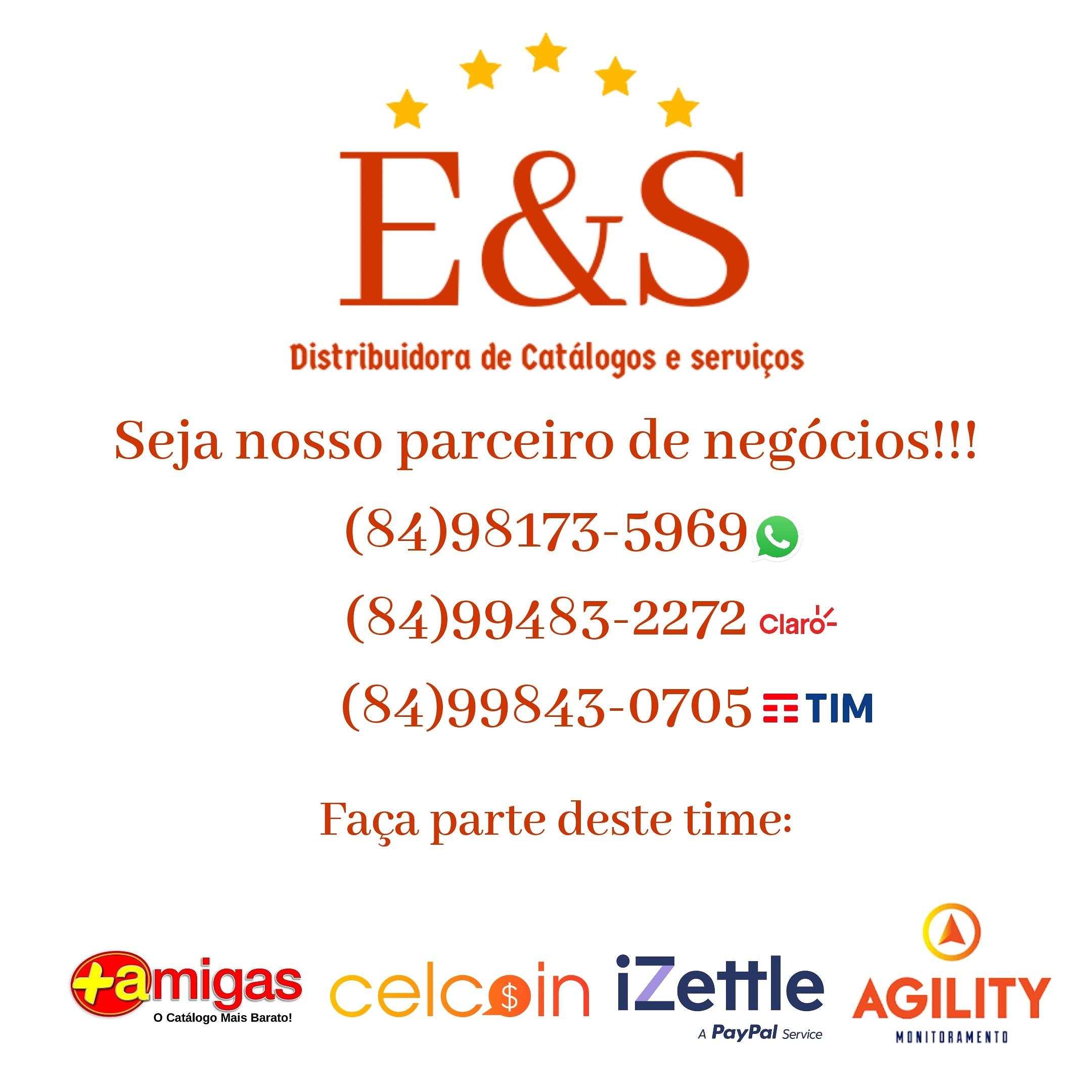 E&S DISTRIBUIDORA DE CATALOGOS