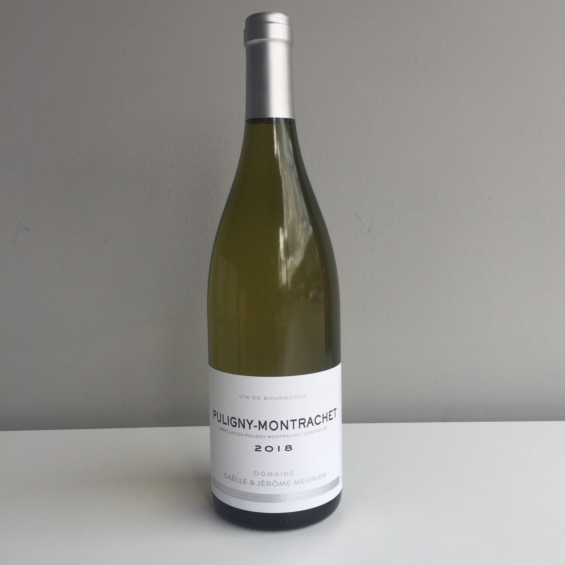 Puligny Montrachet 2018 - Domaine Gaëlle & Jerome Meunier