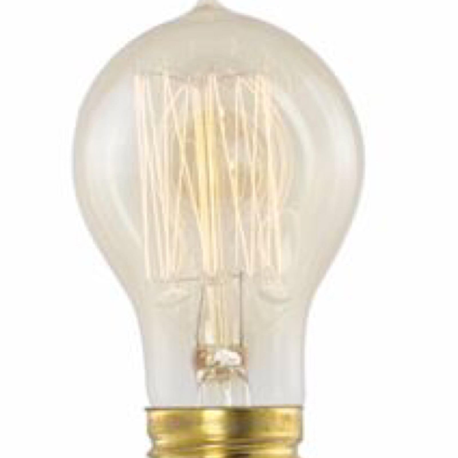 E27 round bulb screw in