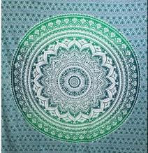 Cotton lotus Mandala
