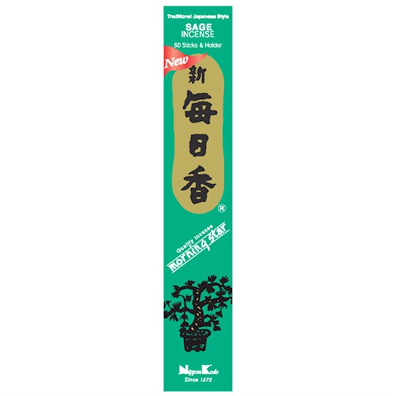 Rökelser Nippon Kodo Morning Star