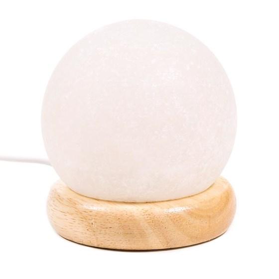 Mini Saltstenslampa