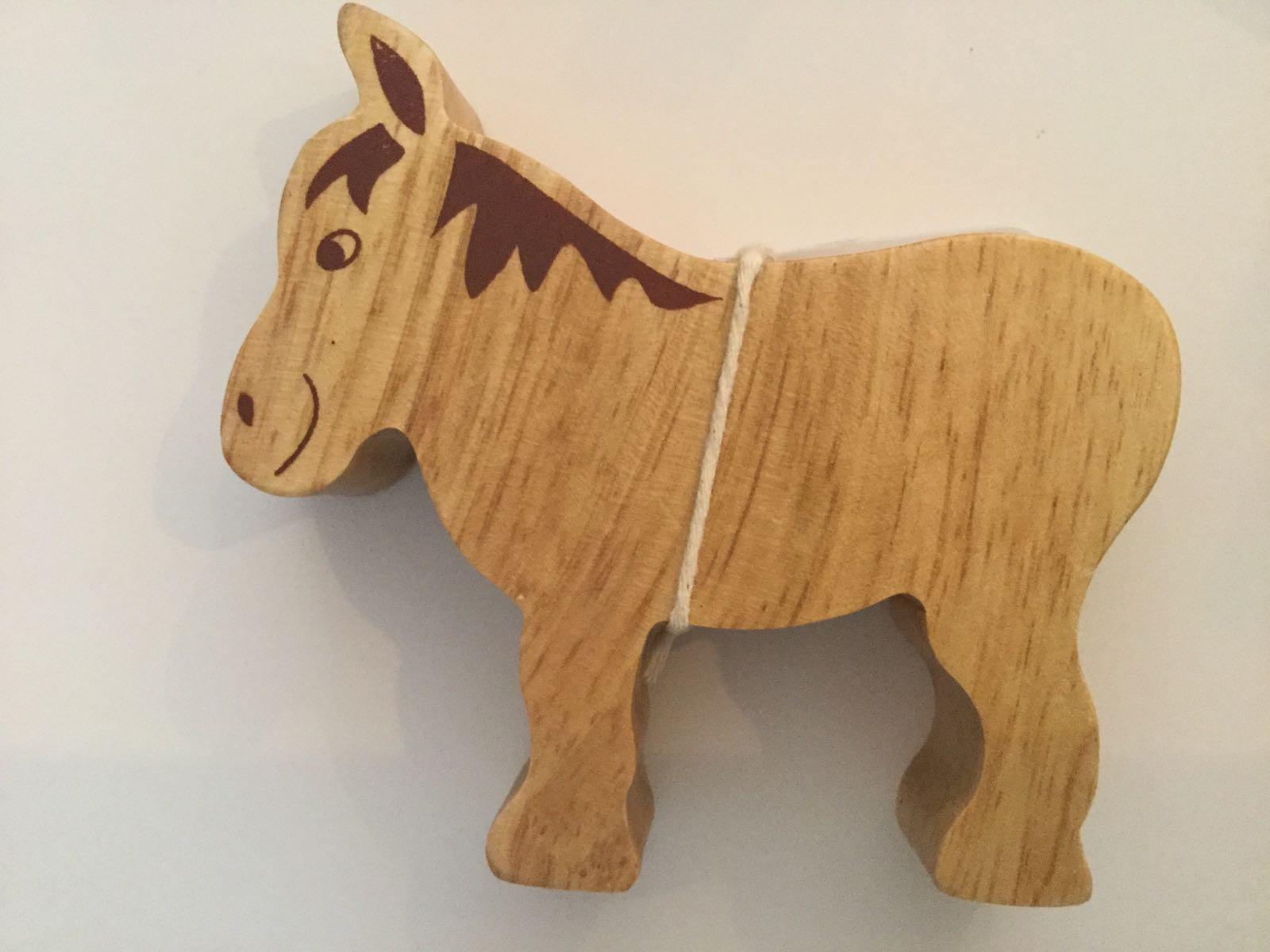 Lanka Kade - Natural - donkey