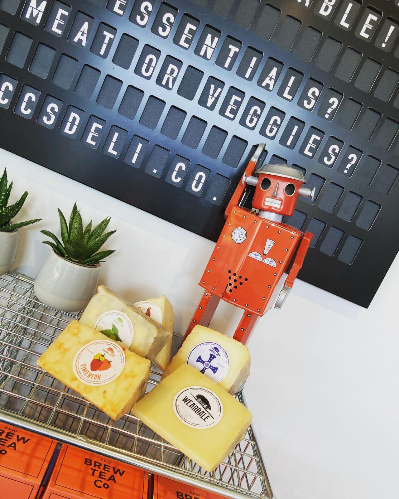 Weardale Cheese Co - Trio