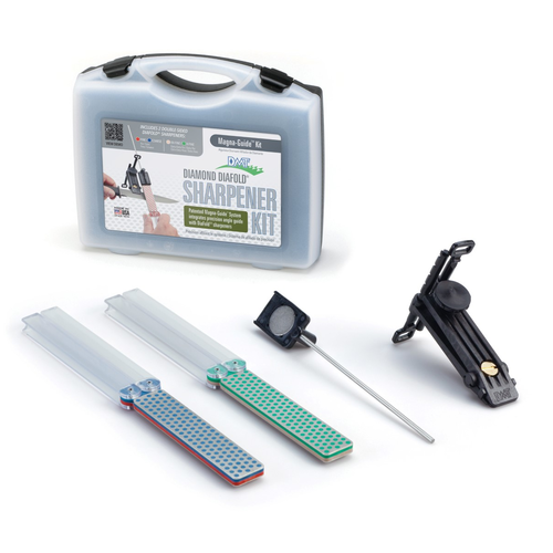 DMT Diamond Sharpener Magna-Guide Kit