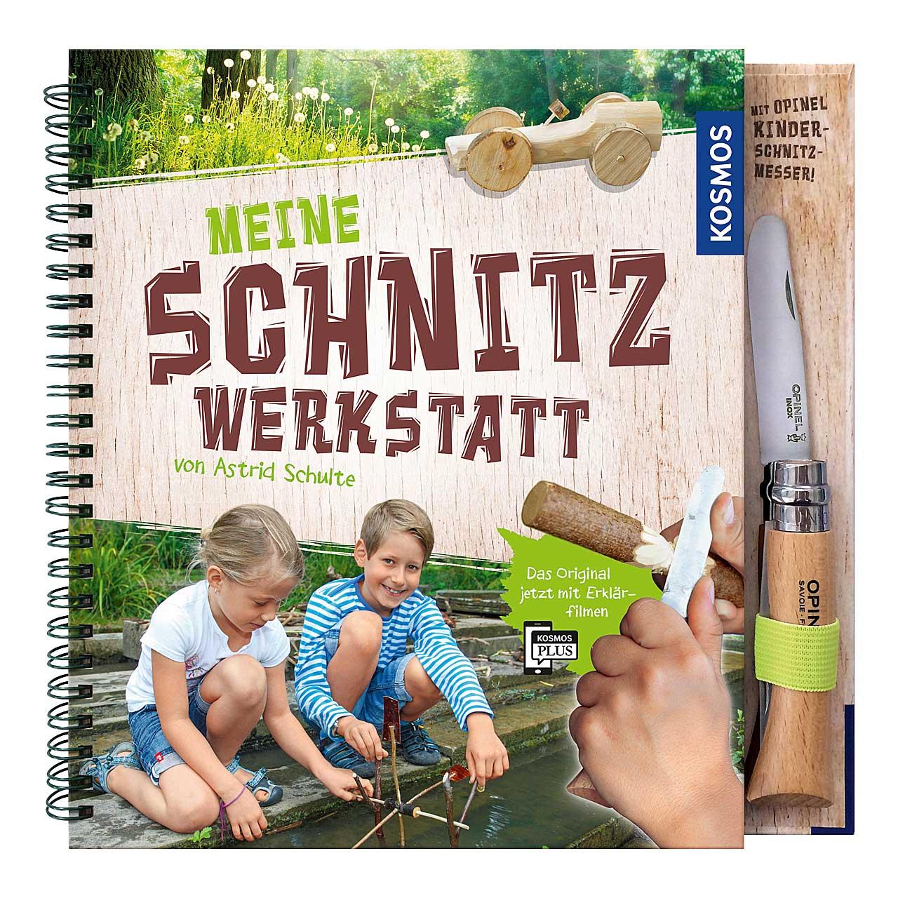 Kosmos Buch Meine Schnitzwerkstatt