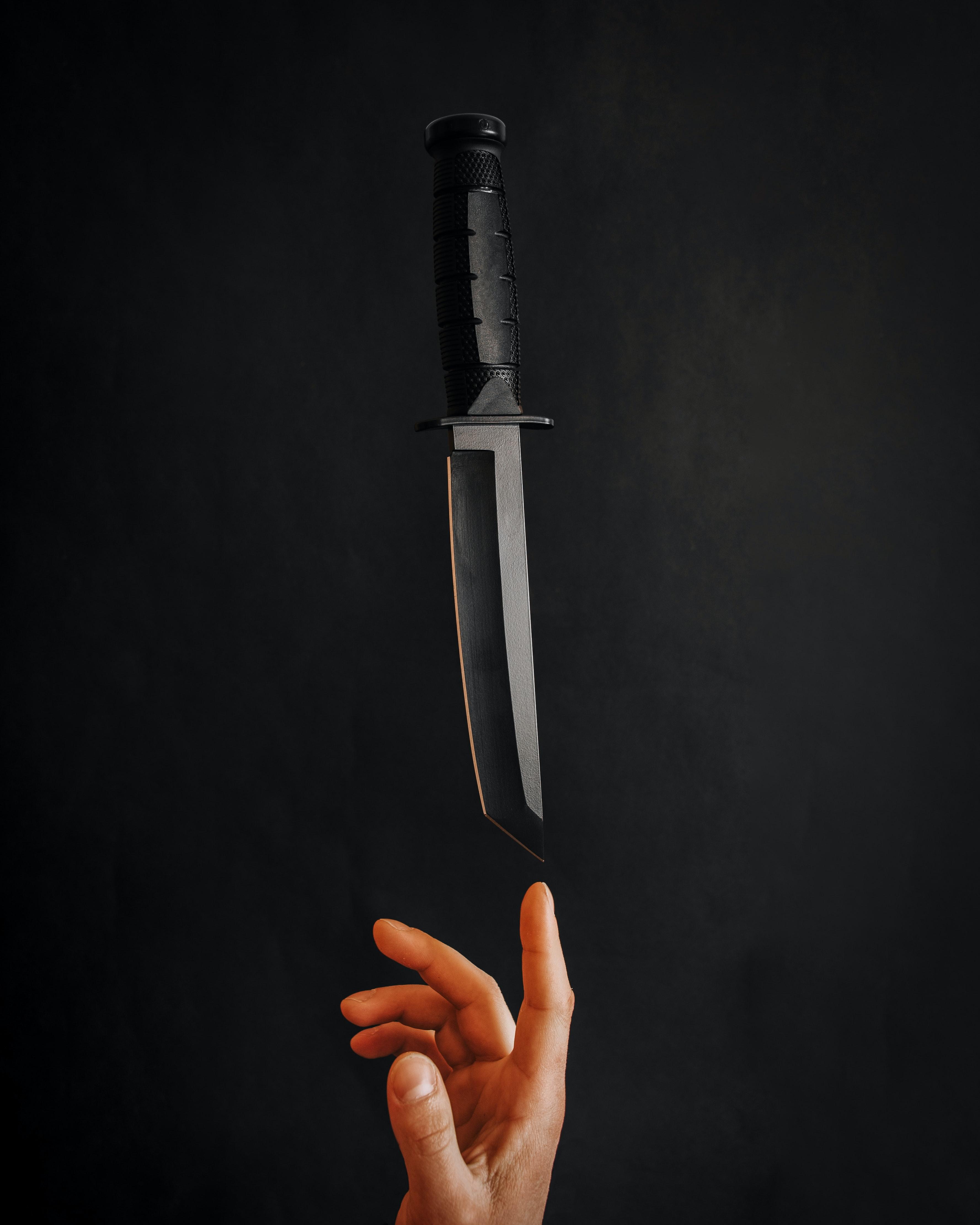 12.09.2020: Messer richtig schärfen!