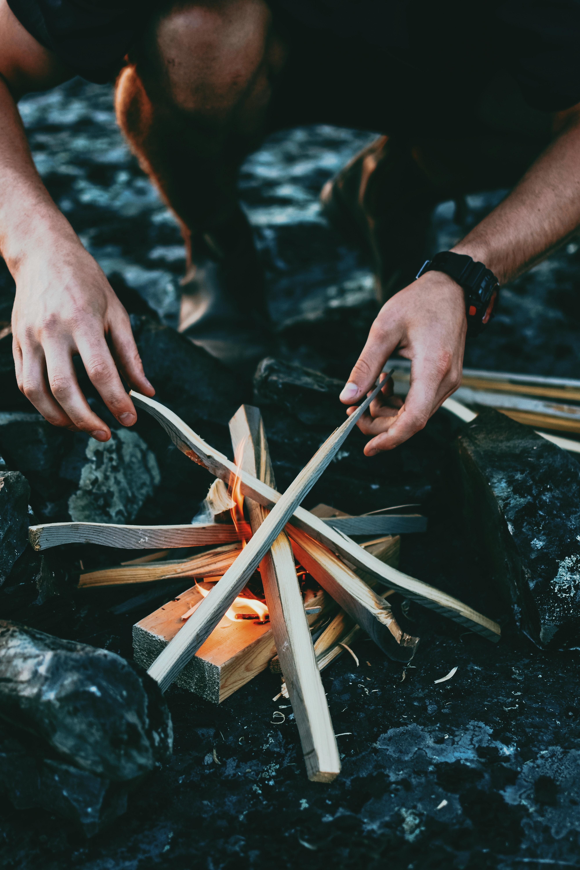 Bushcraft: Grundlagenkurs Survival & Waldhandwerk, 19.07.2020 09:00 Uhr