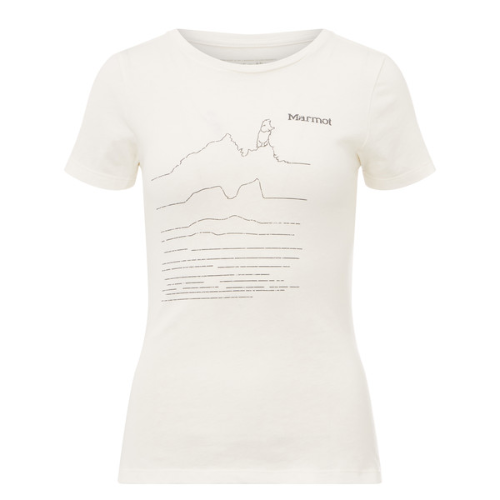 Marmot Wm's Caligata Tee
