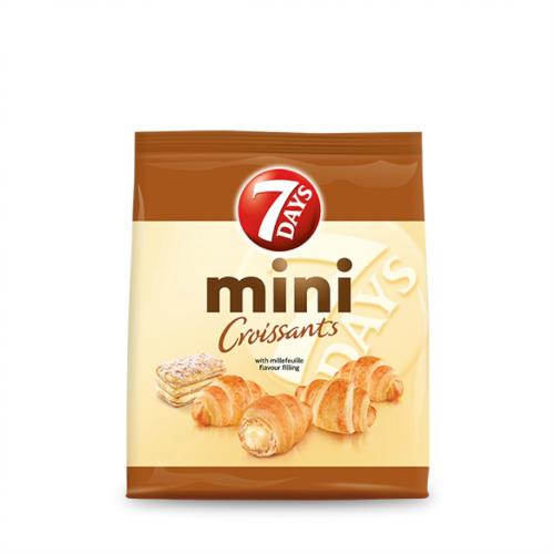 "Mini Croissanter Mille-feuille 107g ""7 DAYS"""