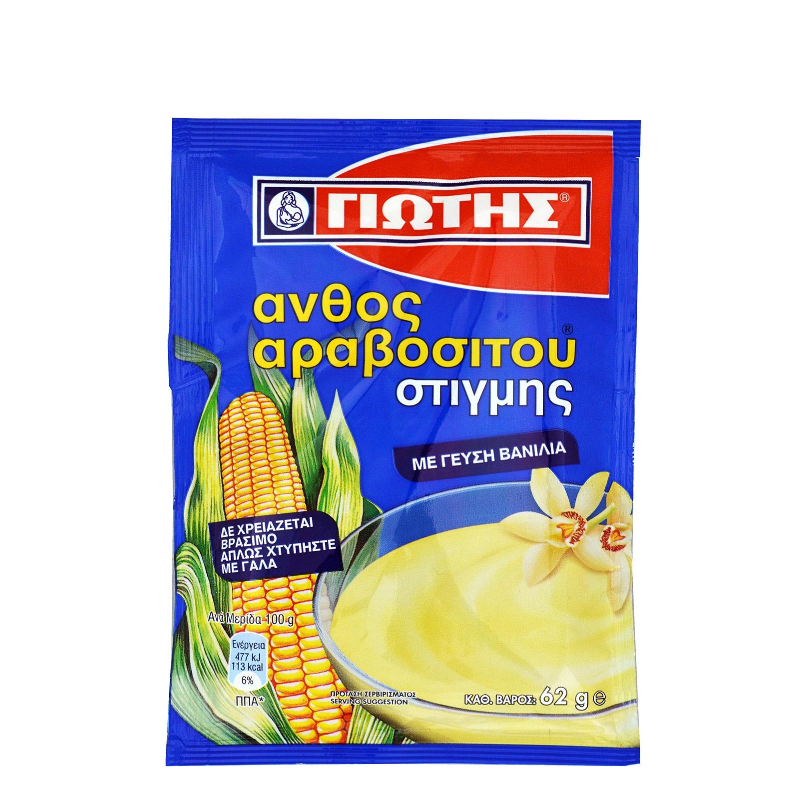 "Vaniljpudding 160g ""Jotis"""