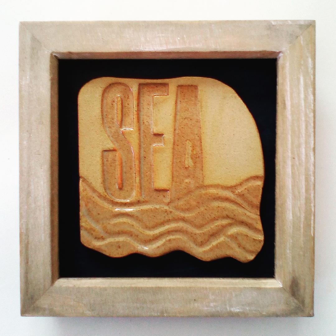 Framed Handmade Tiles