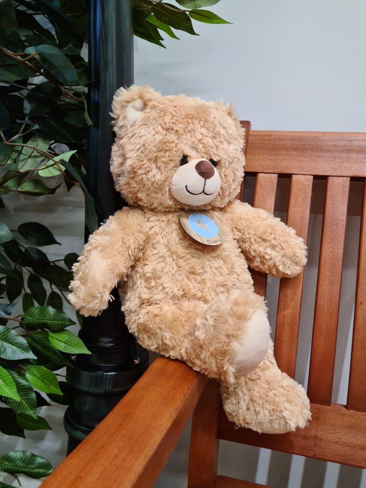 TEDDY CHEERY