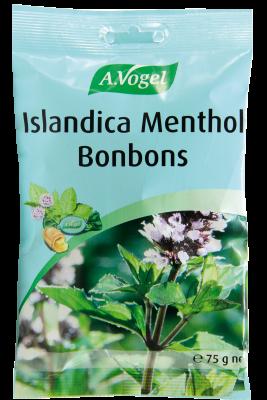 A. Vogel Islandica Menthol Bonbons 75g