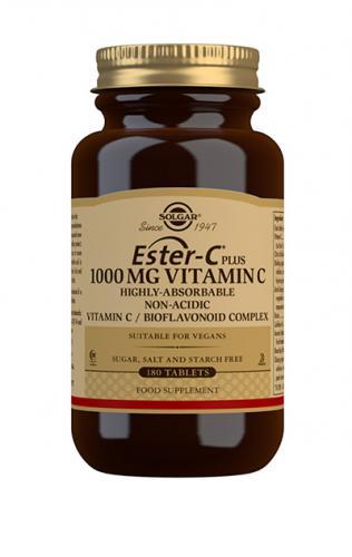 Solgar® Ester-C ®Plus 1000mg