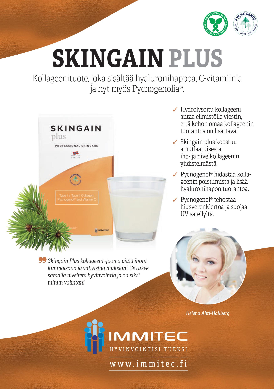 SKINGAIN Plus