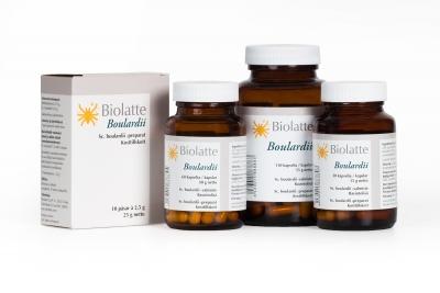 Biolatte Boulardii