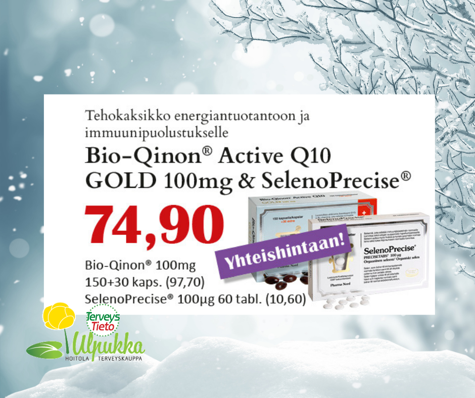 Bio-Qinon® Active Q10 GOLD 100 mg