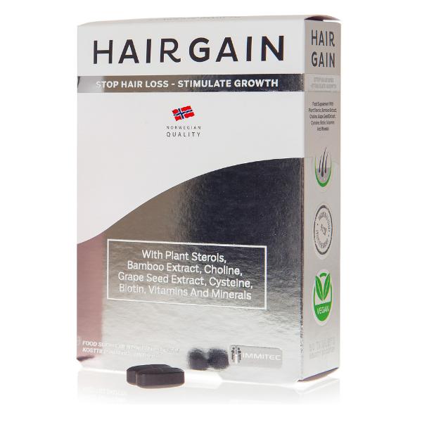 HairGain vegan 60 tabl.