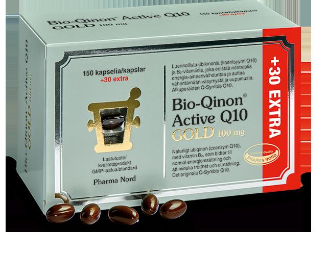 Bio-Qinon® Active Q10 GOLD 100 mg