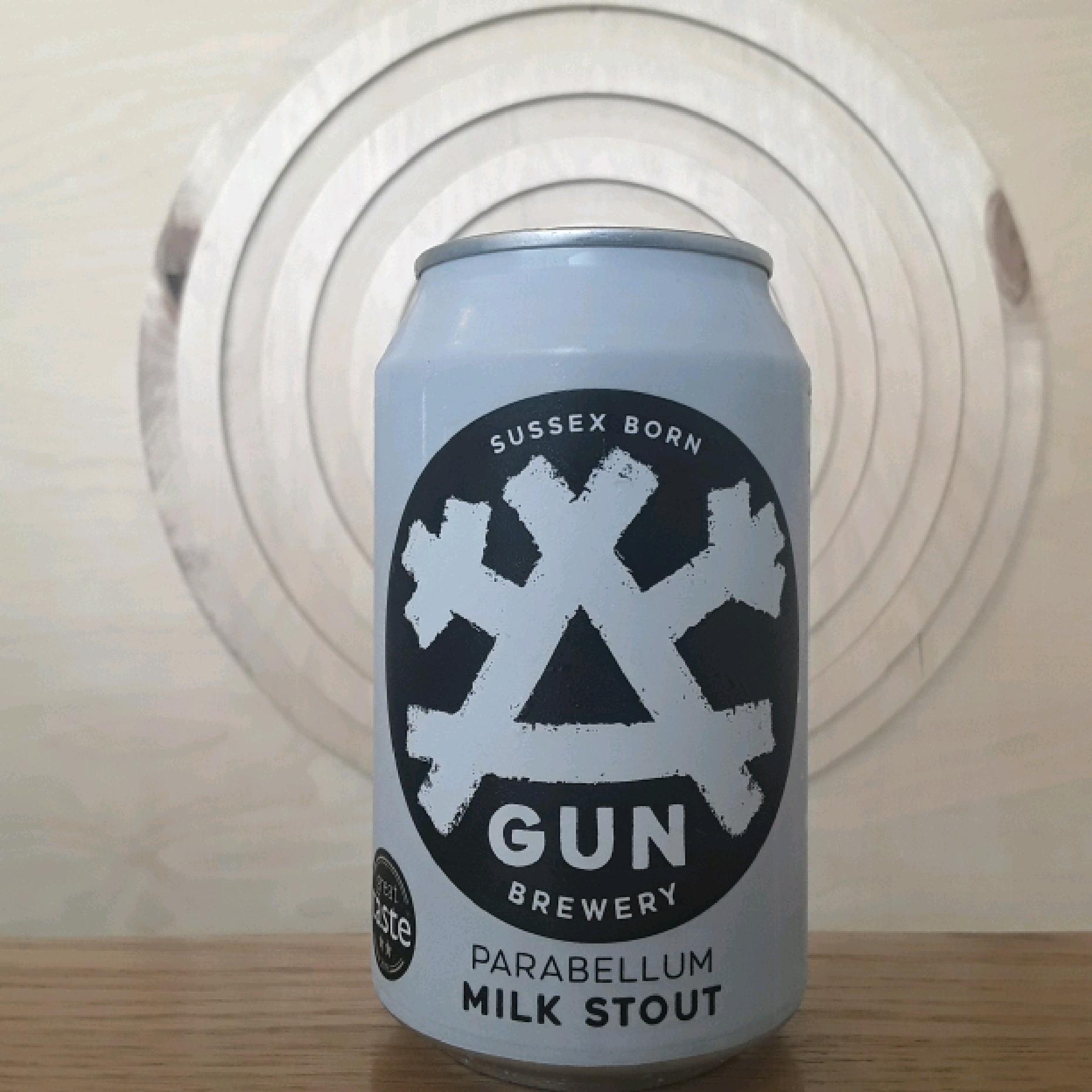 Gun | Parabellum | Milk Stout