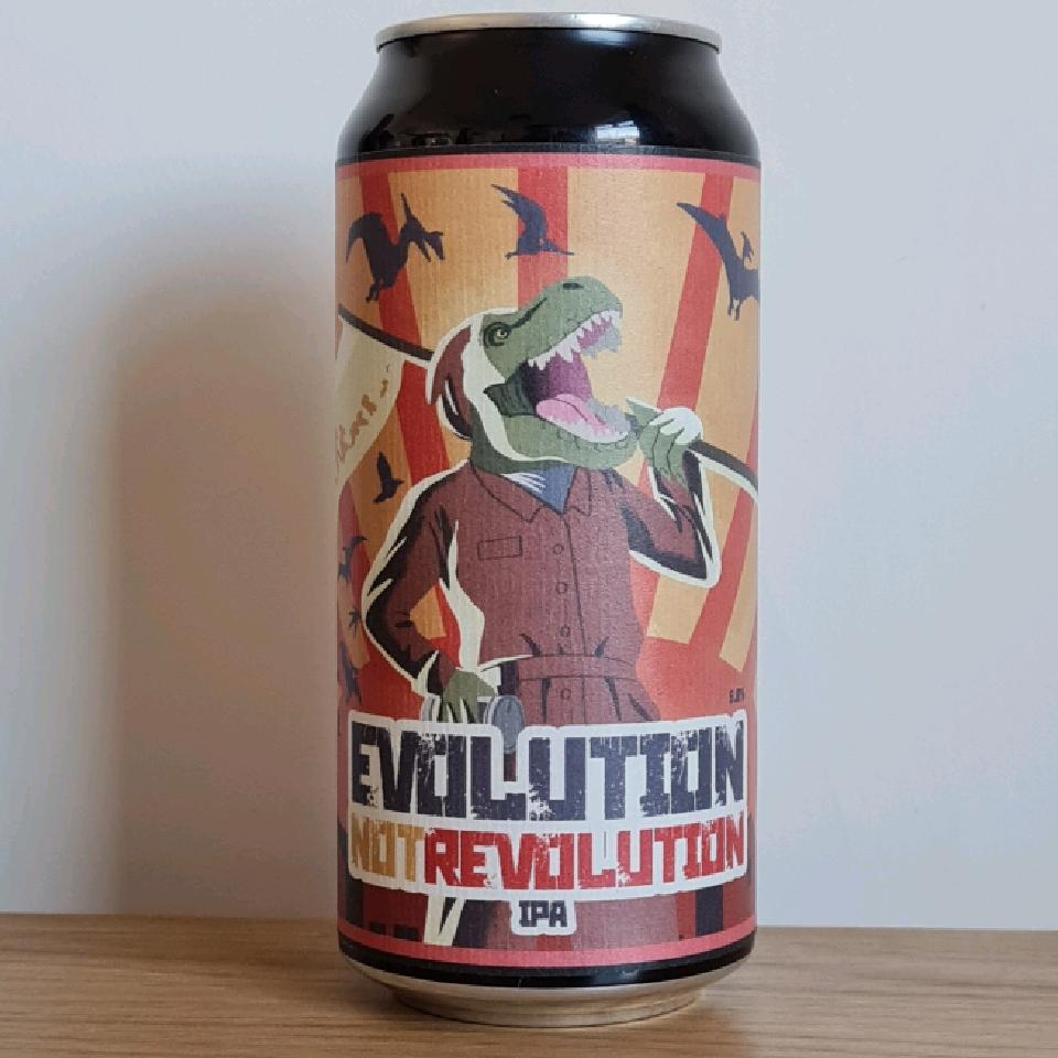 Staggeringly Good Evolution Not Revolution