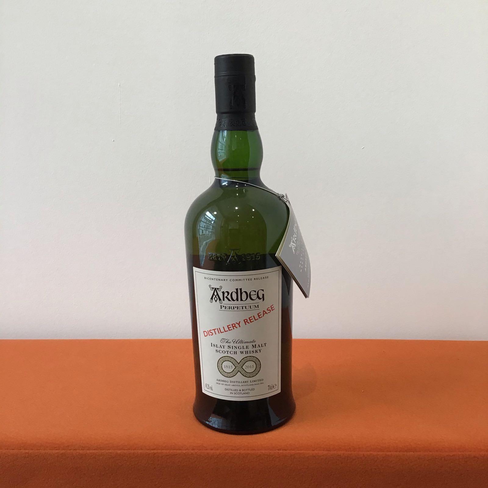 Ardbeg Perpetuum - Distillery Release