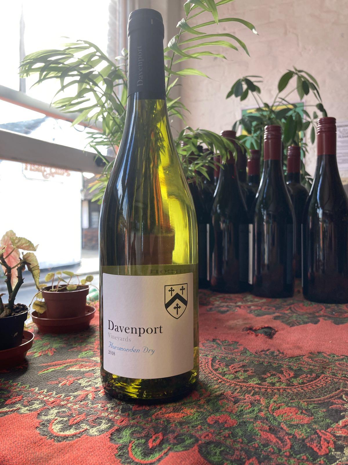 Davenport - Horsmonden Dry White (11.5%) (East Sussex/Kent)