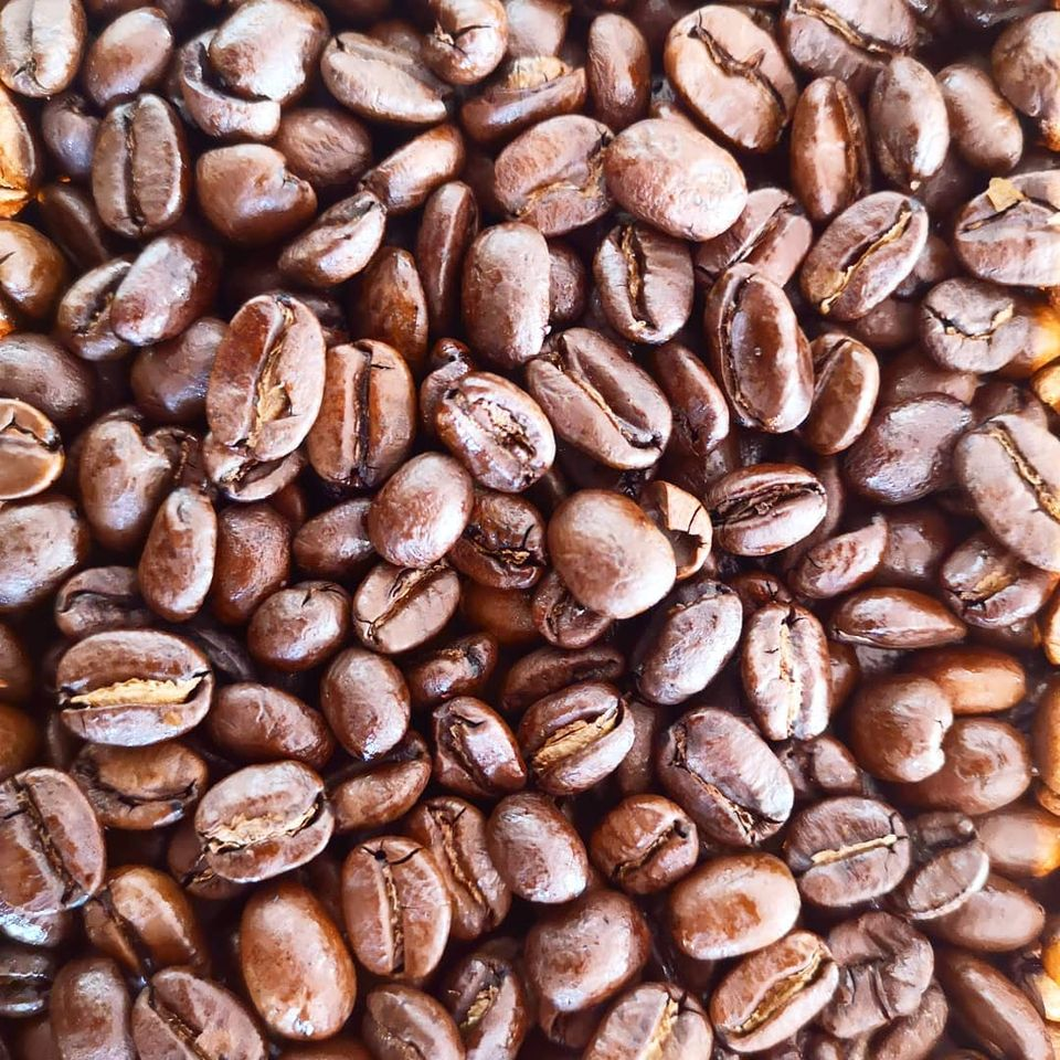 House Blend Coffee Beans and Ground