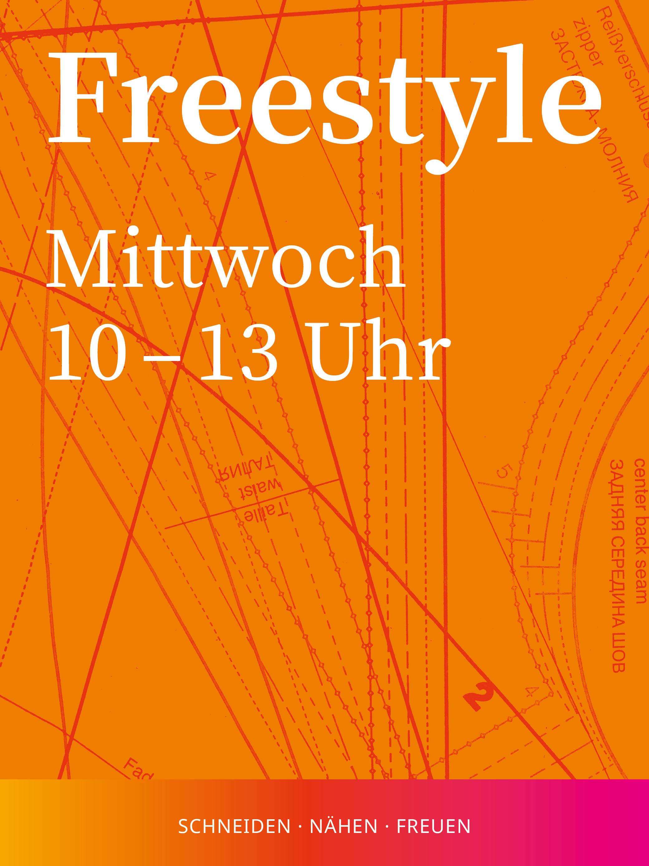 Freestyle   Mittwoch 10-13