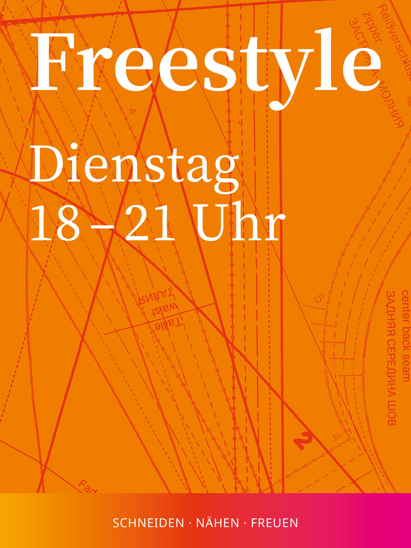 Freestyle | Dienstag 18-21 Uhr