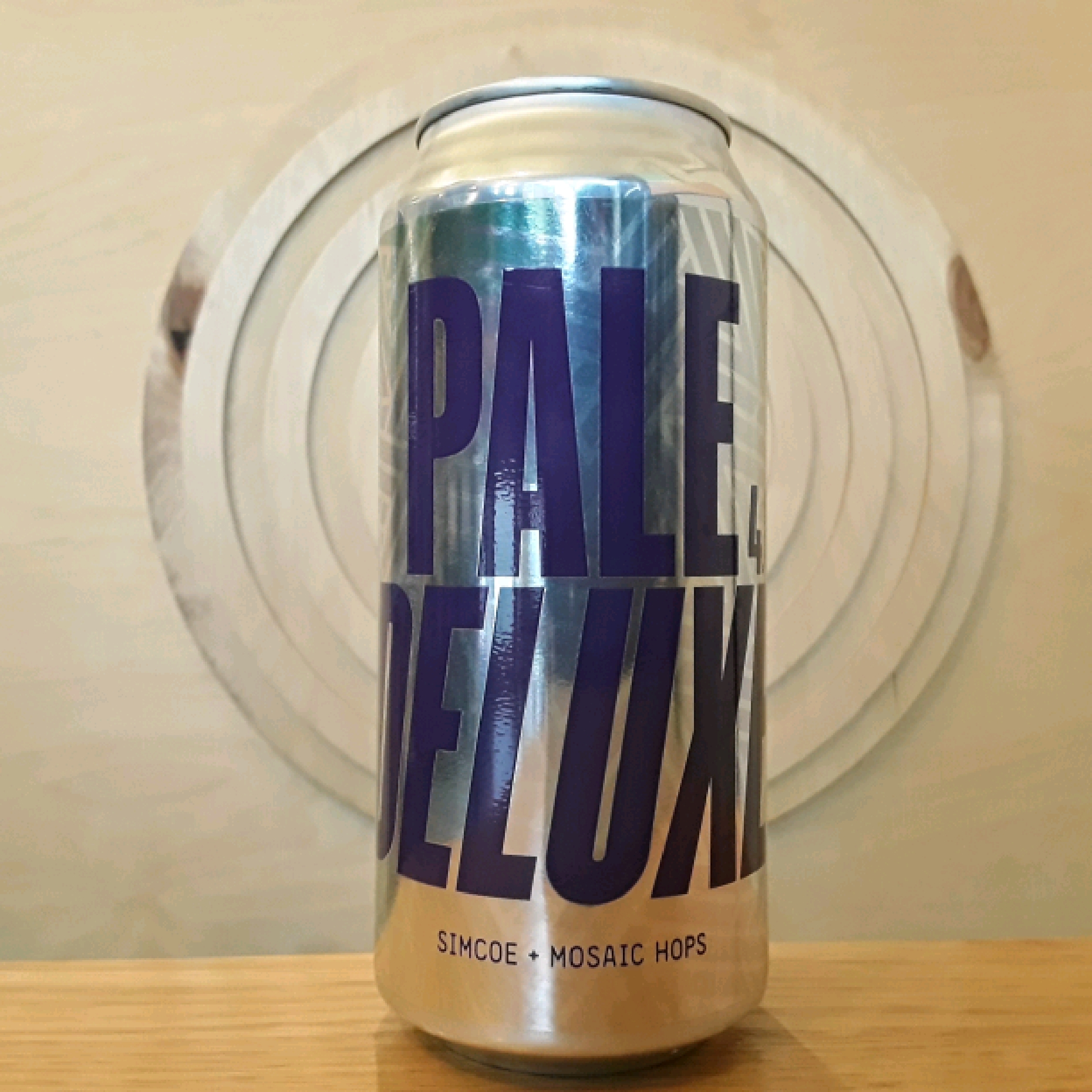 Abyss Brewing | Pale Delux | Pale