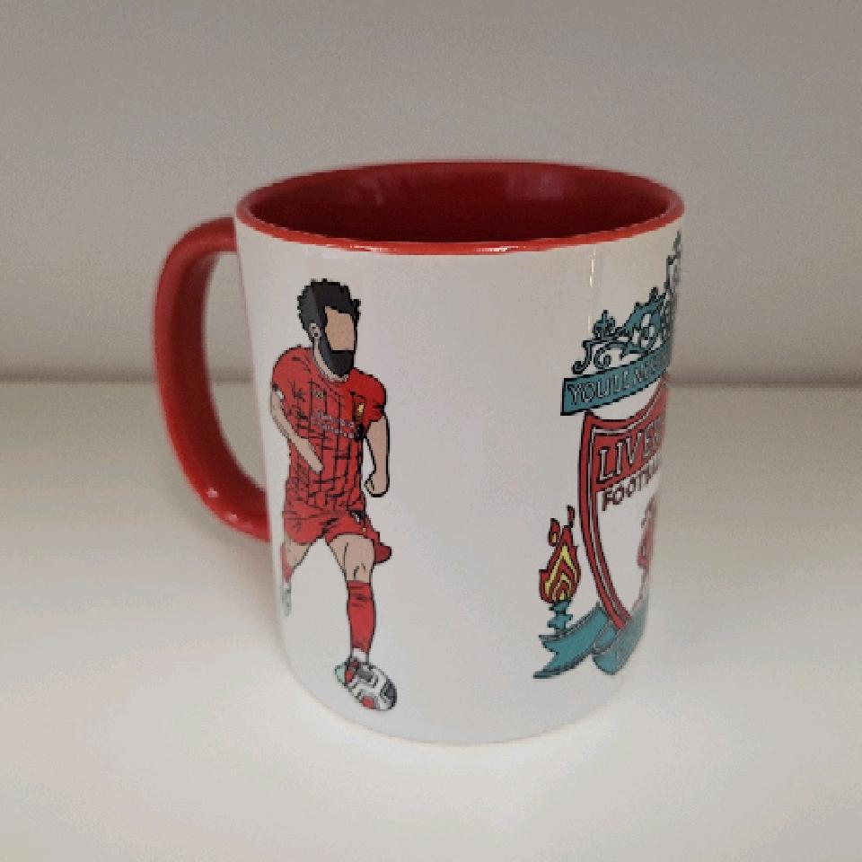 Liverpool LFC Mug