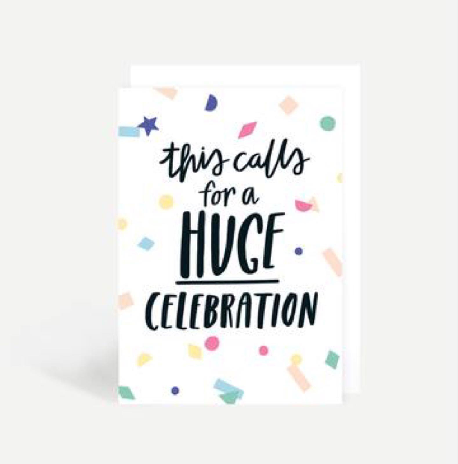 Huge Celebration (HA01)