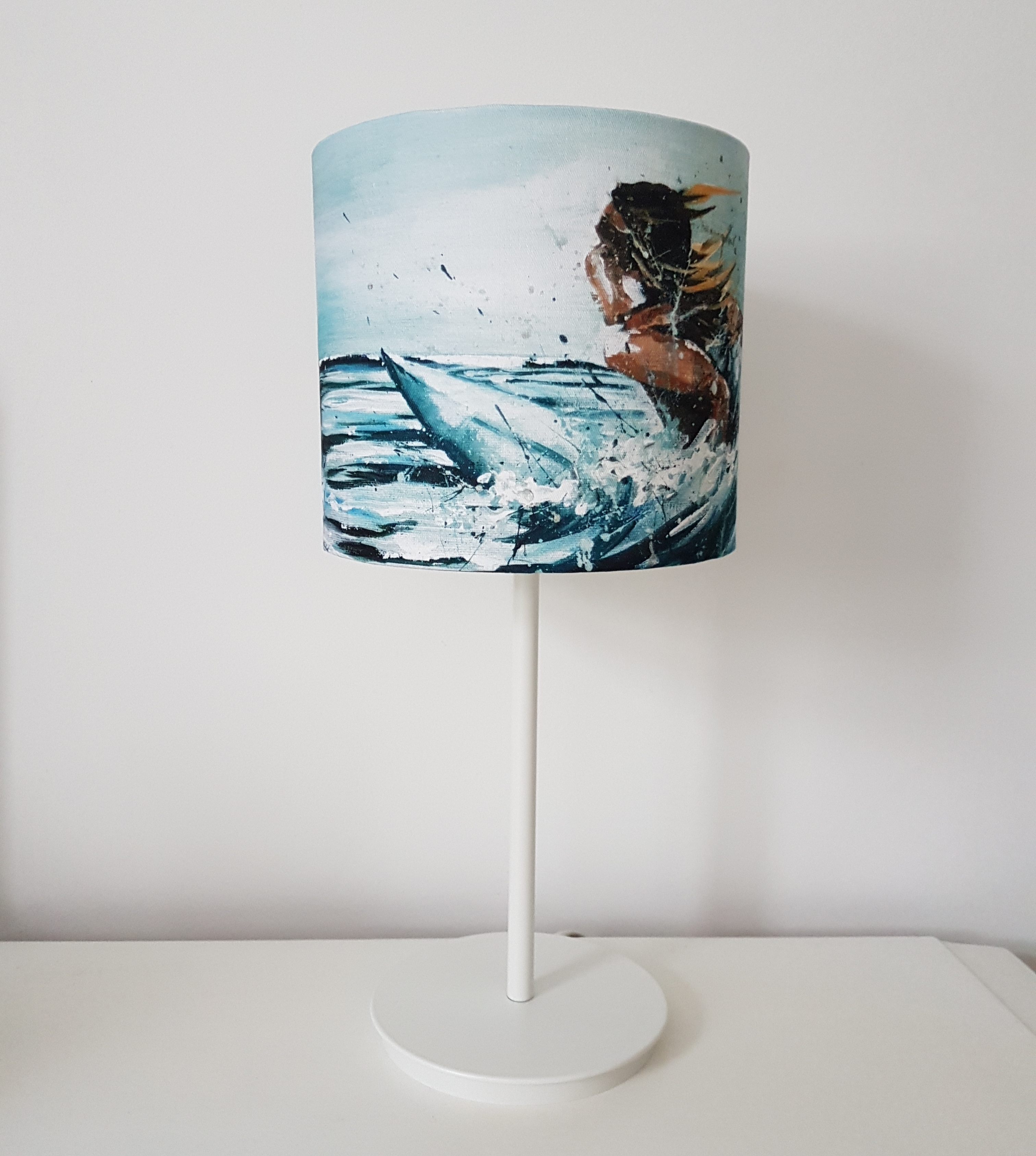 Lampshade. Soul surfer