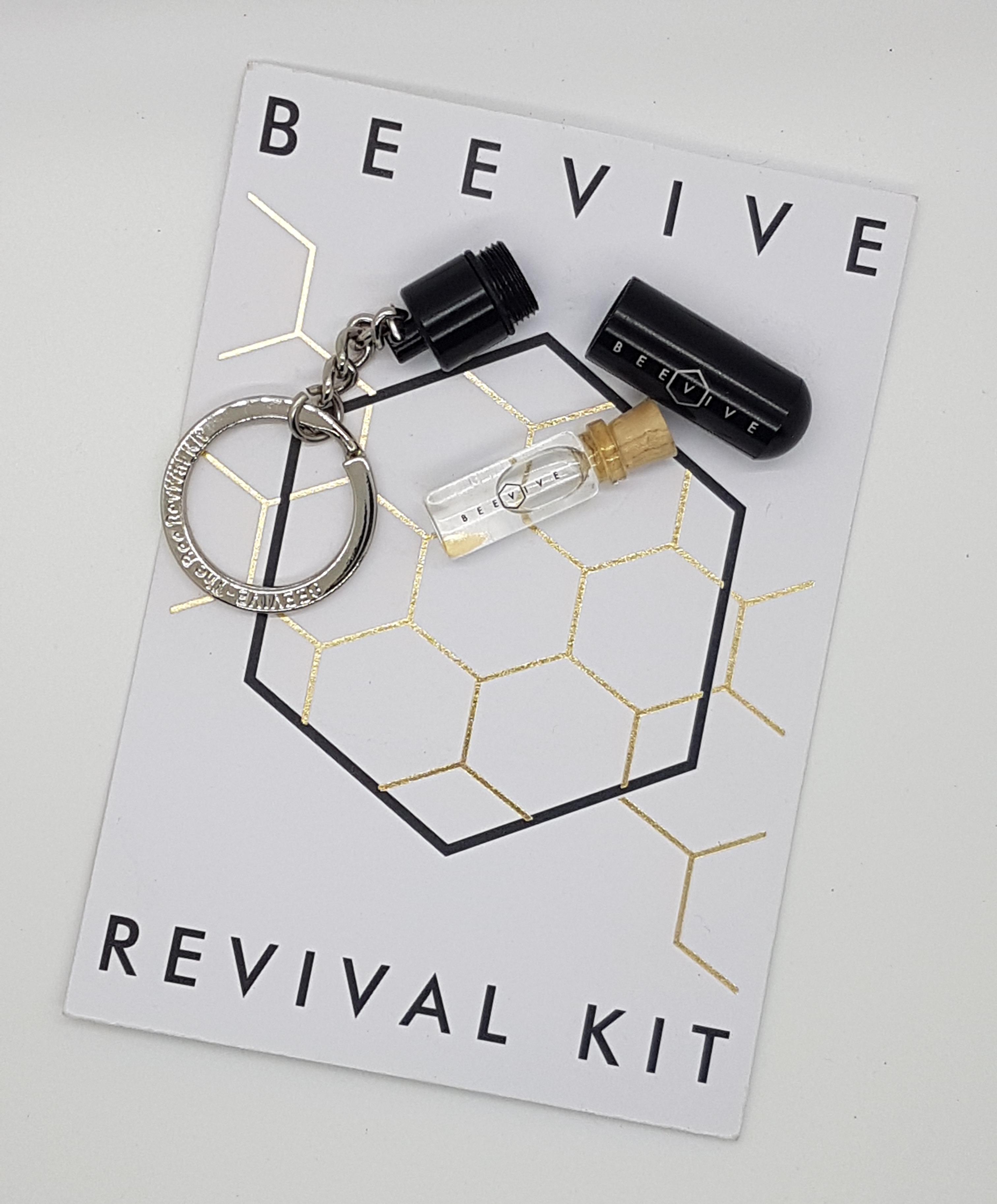 Beevive Bee revival keyring