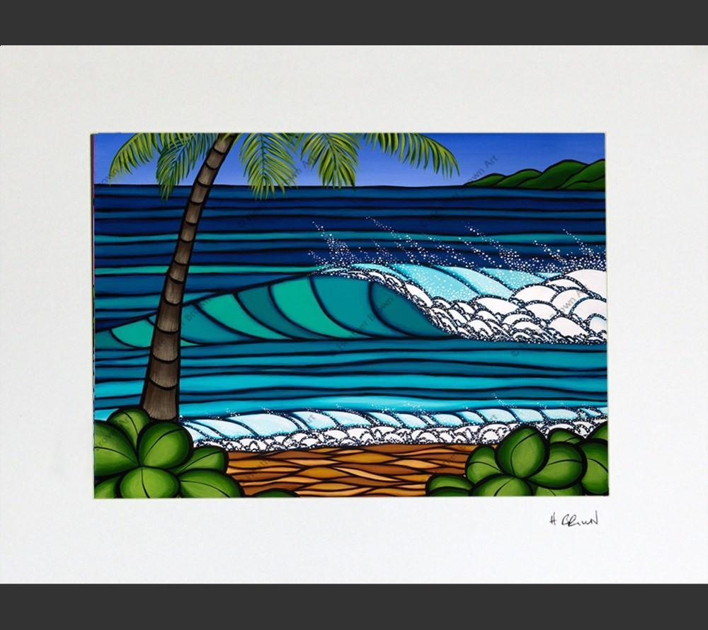 Heather Brown Hawaiian Winter