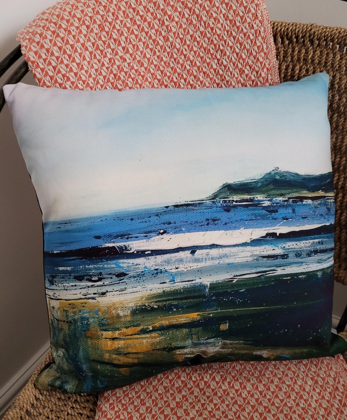 Cushion. Morte blues