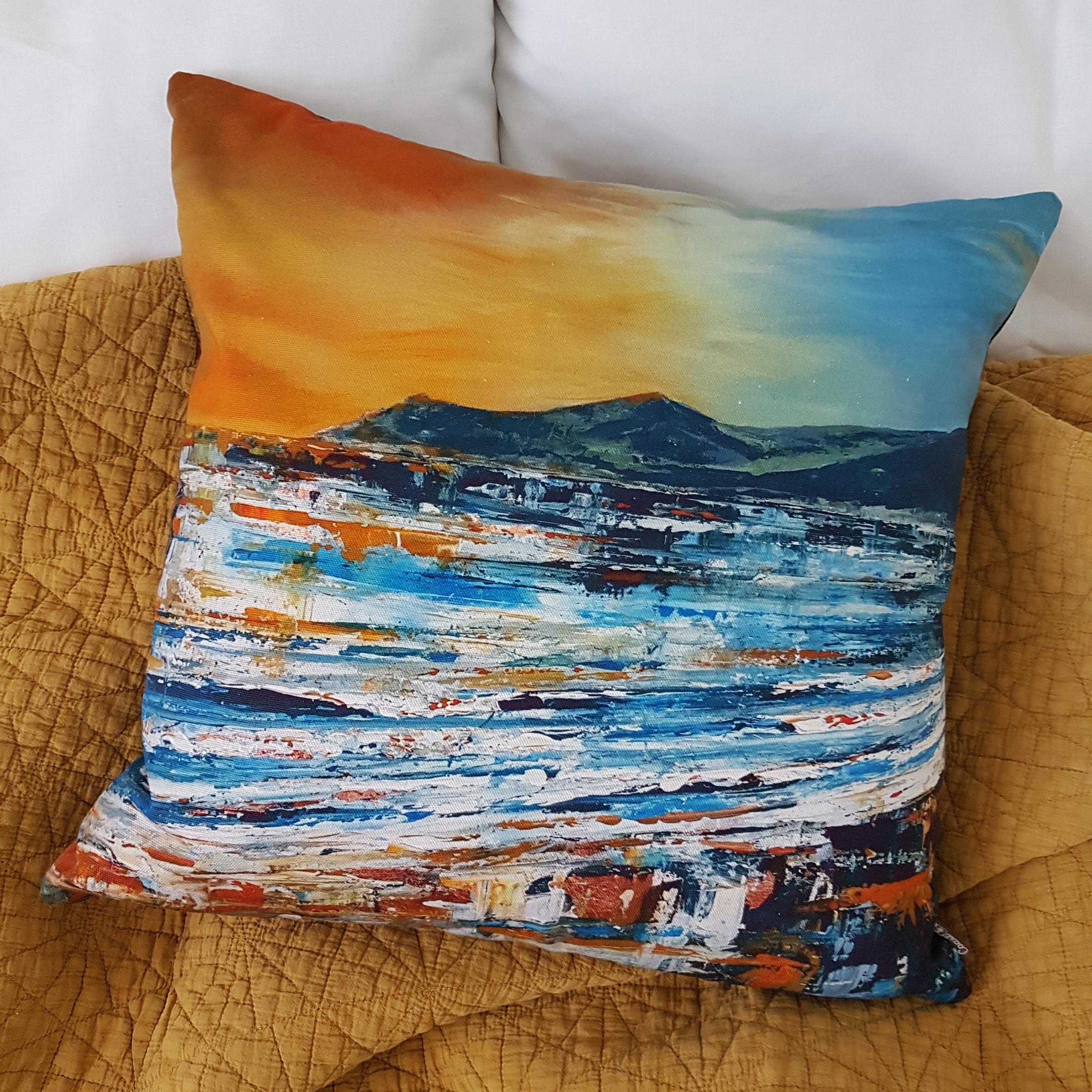Cushion. Morte Point