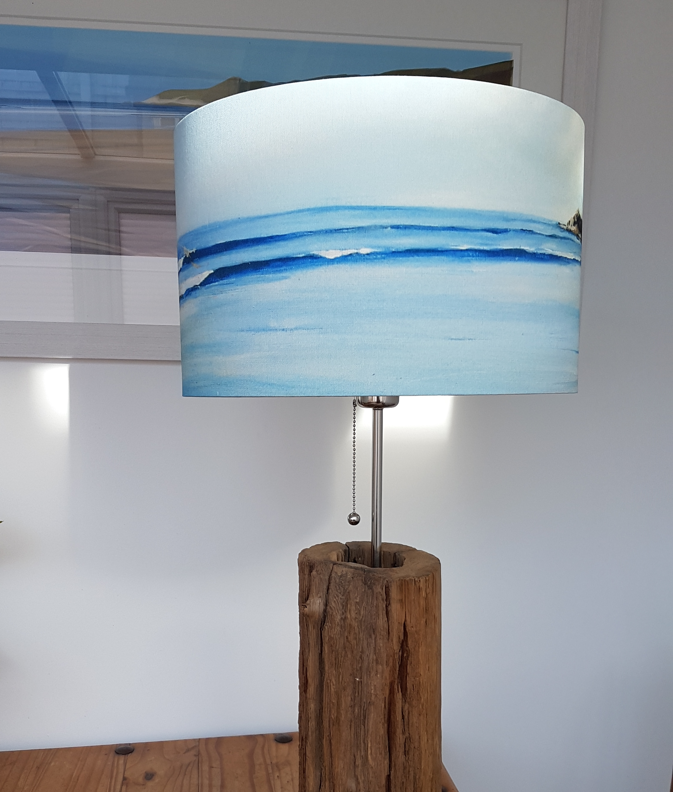 Lampshade. Morte Point