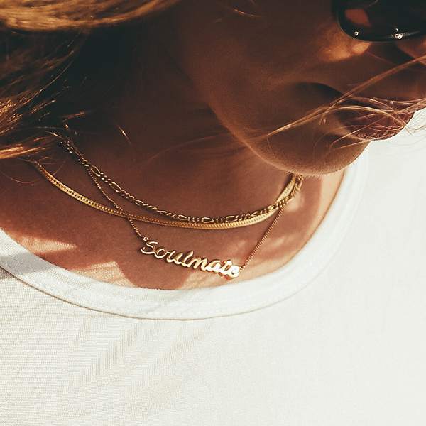 Sonni&Char X Oh Girl Kette Gold